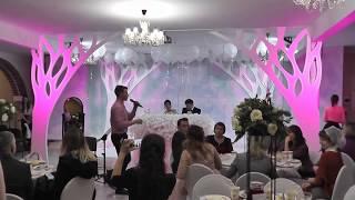 """Сценка от молодежи на христианской свадьбе в Сыктывкаре """"Золотая рыбка"""""""