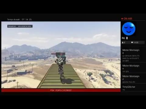 []GTA5 LIVE FR BMX []