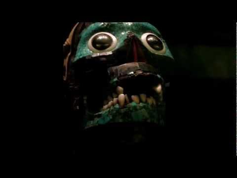 British Musem Máscara Azteca