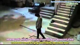Lonely Day - J Symphony (Ost. City Hunter FMV) Eng sub (Lee Min Ho - Park Min Young)