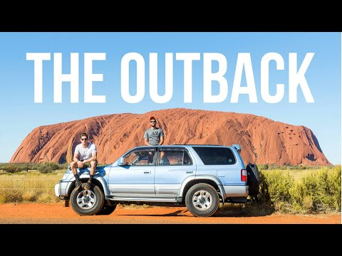 The Epic Outback of Australia: Sights and Sounds