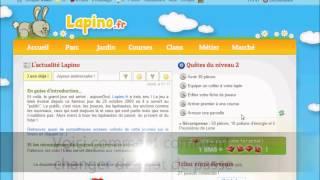Montage203 - lapino.fr - Mettre un mot de passe et le modifier
