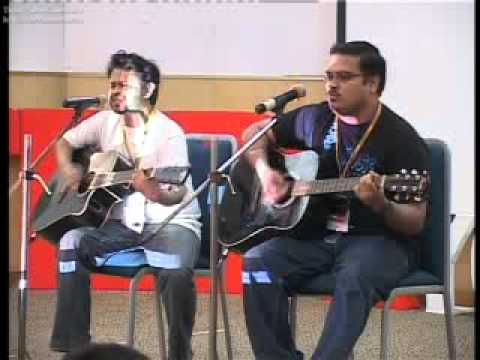 TEDxYouth@Chennai - 'Duality' The Band - One shared passion - Music!