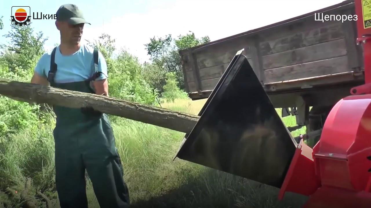 Щепорезы. Шкив