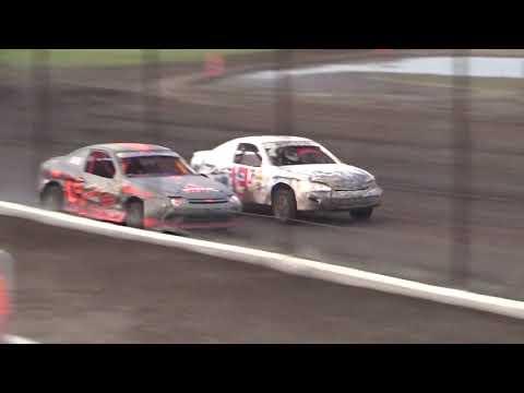 Sport Compact Amain @ Hancock County Speedway 08/03/18