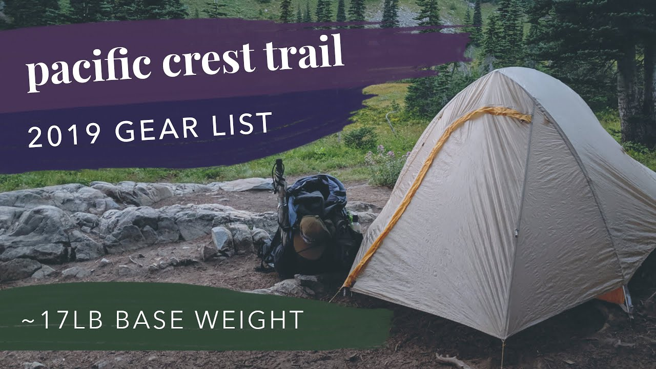 Post-Trail Gear Overview