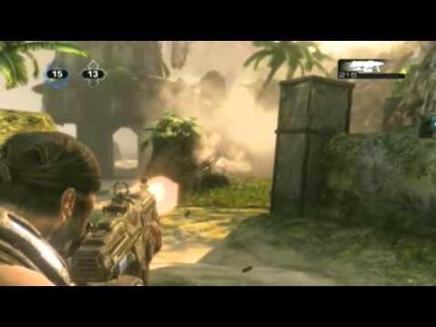 GameproTv  Gears of  War 3 ( Análisis)
