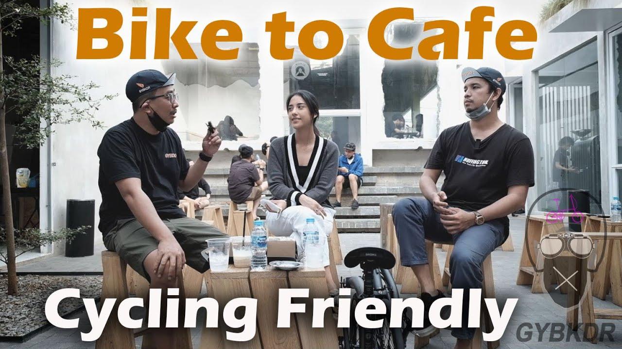 BIKE TO CAFE Part. 1 : SUASANA KOPI & MANJE JAKARTA