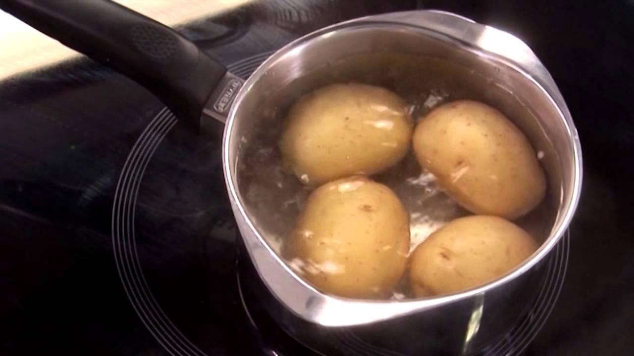 C mo cocer patatas trucos y consejos nestl youtube - Tiempo para cocer patatas ...
