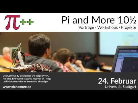 Pi and More 10½ Hörsaal V38.01