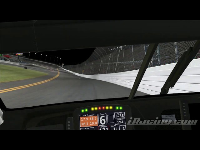 BMW M8 lap Daytona Road