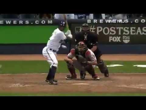 Brewers win NLDS 2011- Bob Uecker Call