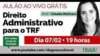 Aulão transmitido ao Vivo com a professora Claudia Molinaro sobre D...