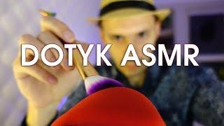 Dotyk ASMR PL / Relaks Wieczorową Porą