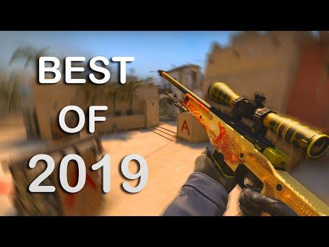 Best Of Zuhn 2019 (CS:GO Bhop God)