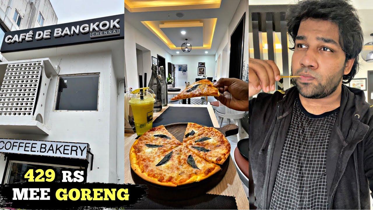 429 RS MEE GORENG   CAFE DE BANGKOK NANDANAM ❤️ #Shorts #80 THAI CUISINE IN CHENNAI ⚠️ MUST TRY ⚠️
