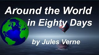 Around the World in Eighty Days by Jules Verne | Audio book with subtitles