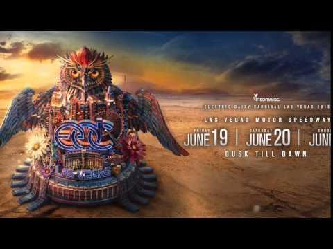 Diplo Live @ EDC 2015, Electric Daisy Carnival (Las Vegas)