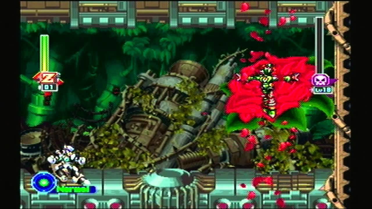 Mega Man X5 – X Series – Robert Kellett – Retrospectives of