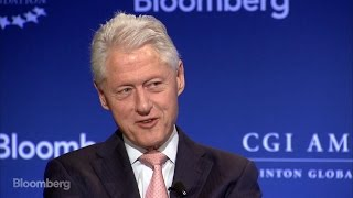 Bill Clinton: We Need More Public Investment