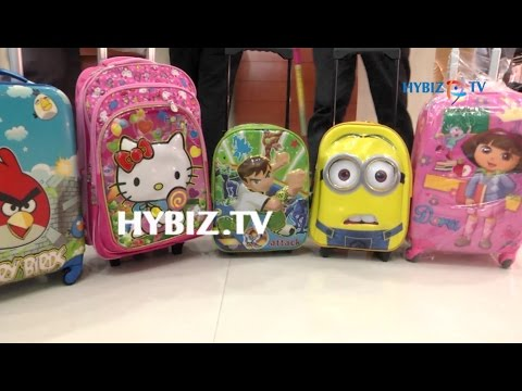 Latest Trolley School Bags For Kids | Hybiz