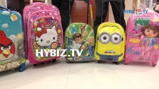 Latest Trolley School Bags for Kids   hybiz