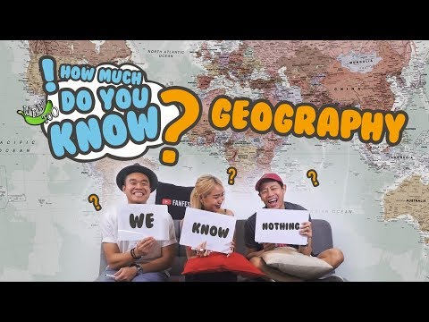 How Much Do You Know - Geography