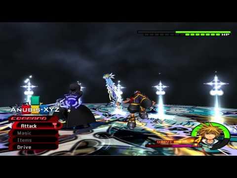 [PCSX2] Kingdom Hearts II : Final Mix+ Data Battle Vs. Roxas w/ Oathkeeper & Oblivion