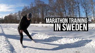 A Week of Marathon Training · Asics FrontRunner Sweden