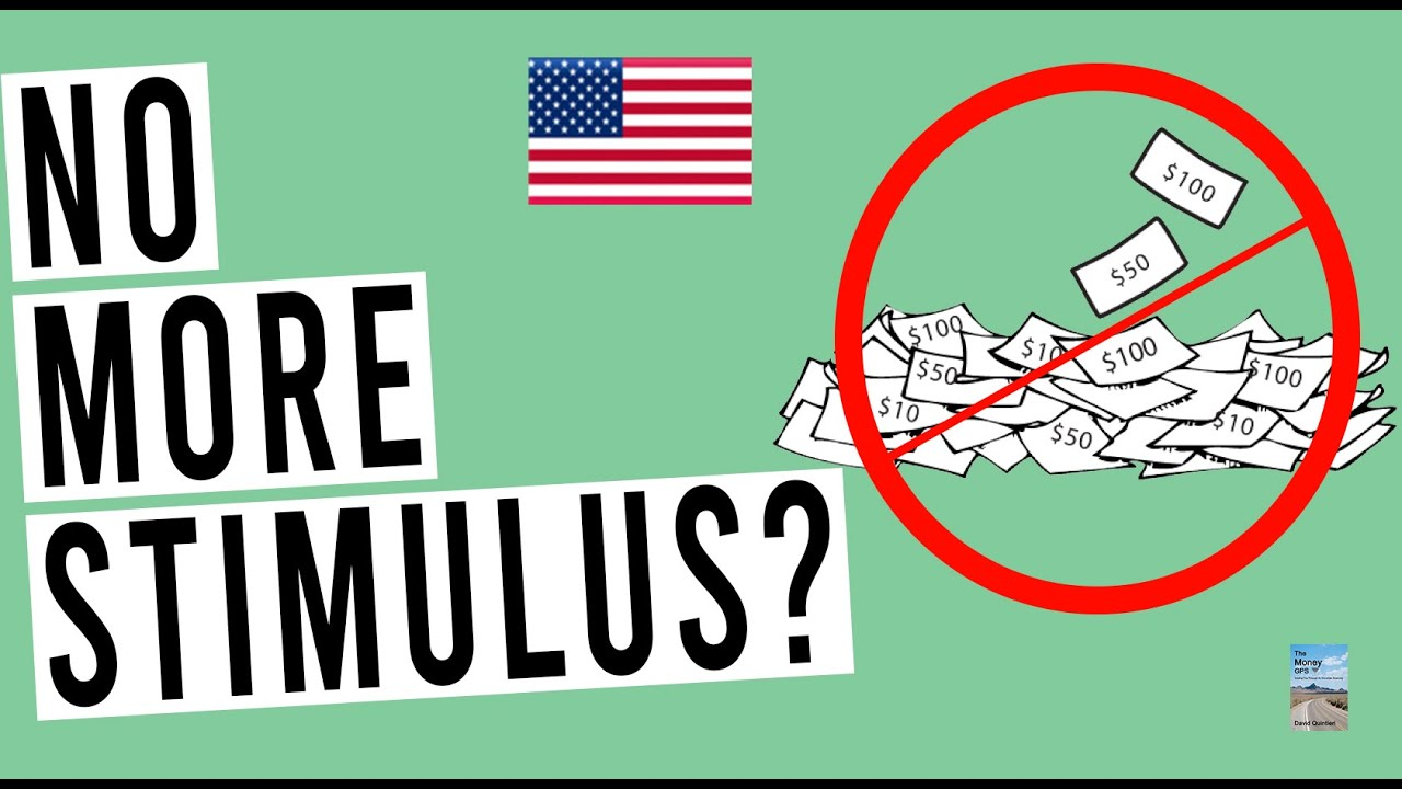 U.S. To END Some Stimulus But Economy Desperately Needs Trillions More Now!