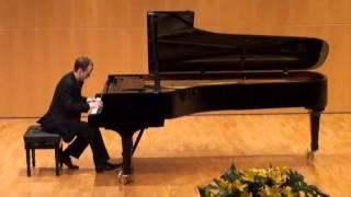 Mompou: Preludi núm. 3 (Lentement et très expressif) - Jordi Castellà, piano