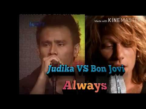 Judika VS Bon Jovi