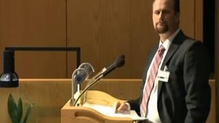 Mats Erlandsson -  C.J Sonesson debatt ang. fertilitetsrådgivning.mp4