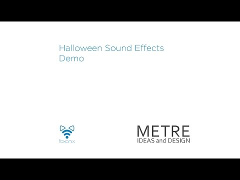 Foxonix Halloween SFX Demo