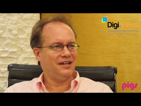 Jens Thraenhart for the 2nd Digi.travel Conference & Expo in Bangkok 28 June 2017