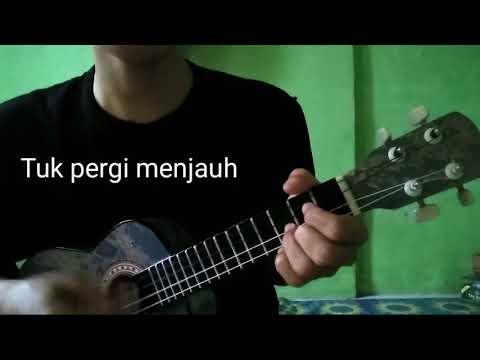 Cinta terbaik- Casandra  cover Ukulele (kentrung)