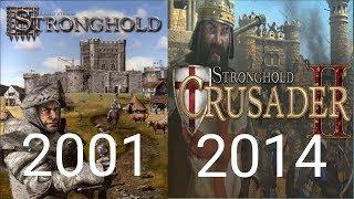 Evolution Of Stronghold Games (2001 - 2014)