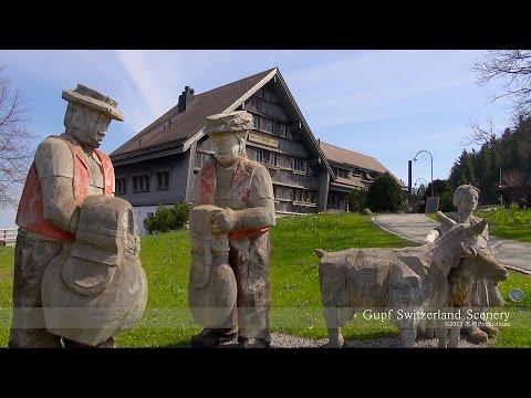 Gasthof Gupf, Rehetobel Appenzell SWITZERLAND  山 スイス