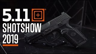 Hands on with the FN 509 Midsize - SHOT Show 2019
