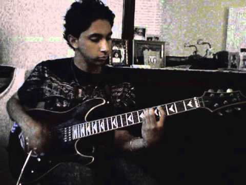 Black Veil Brides - The Morticians Daughter (Guitar Cover + Tabs By Danny Gomez)