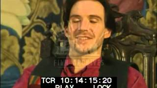Ralph Fiennes Interview On Wuthering Heights, 1990's - Film 92952