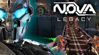 N.O.V.A Legacy - Hack Unlimited Scout Pack & Energy