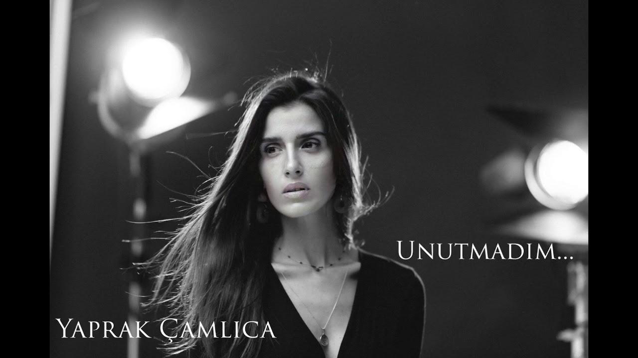 Download Yaprak Çamlıca - Unutmadım (Akustik)