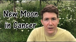 New Moon in Cancer 24 June 2017 | Gregory Scott Astrology