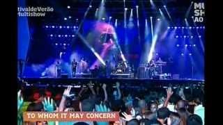 [FULL] SOJA Ao Vivo Festival de Verão Salvador 2013