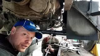 #7 ремонт камминс15  Volvo vnl670