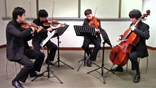 "Waltz of the Flowers from ""The Nutcracker"" (Singapore String Quartet)"