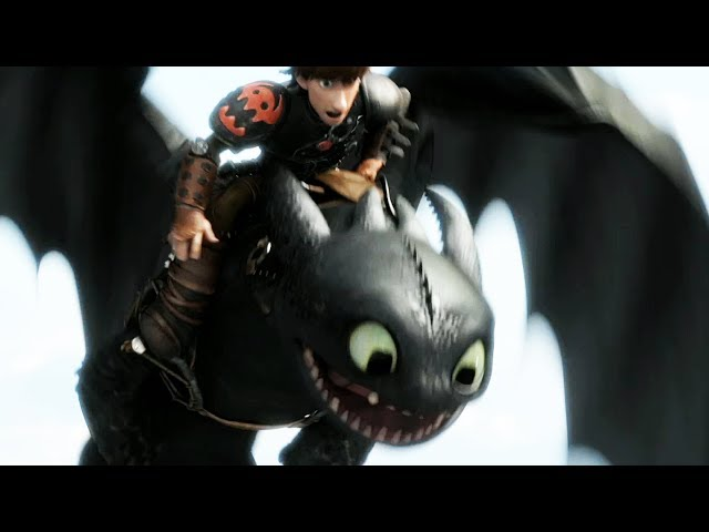 How to Train Your Dragon 2 Trailer #2 2014 Movie - Official [HD]