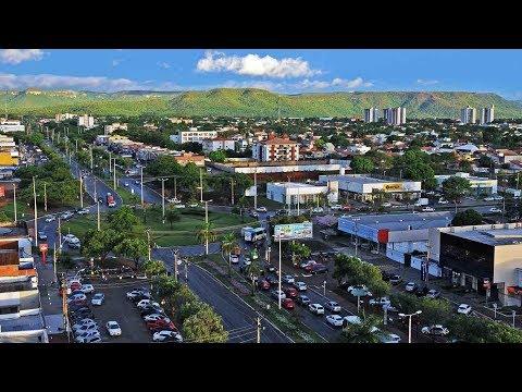 As top 10 cidades mais populosas do Acre (2018)