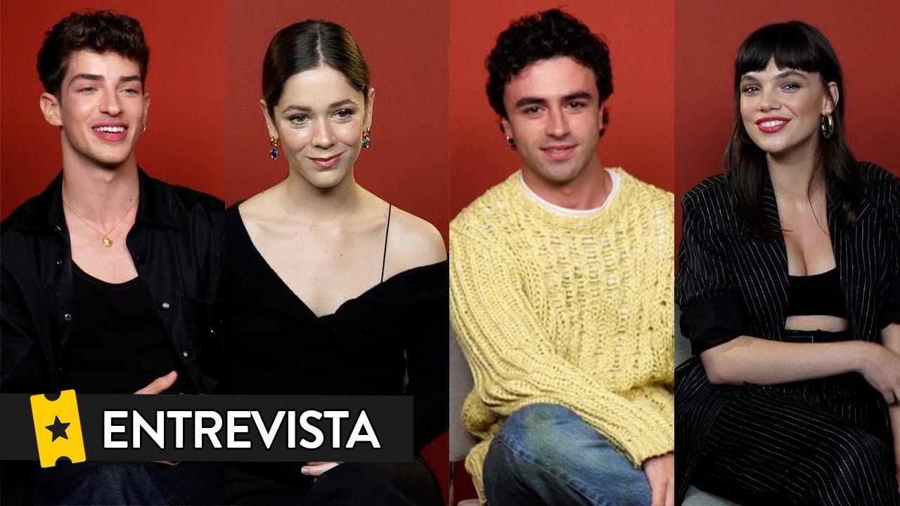 Download ÉLITE (T4)   Itzan Escamilla, Martina Cariddi, Arón Piper, Claudia Salas